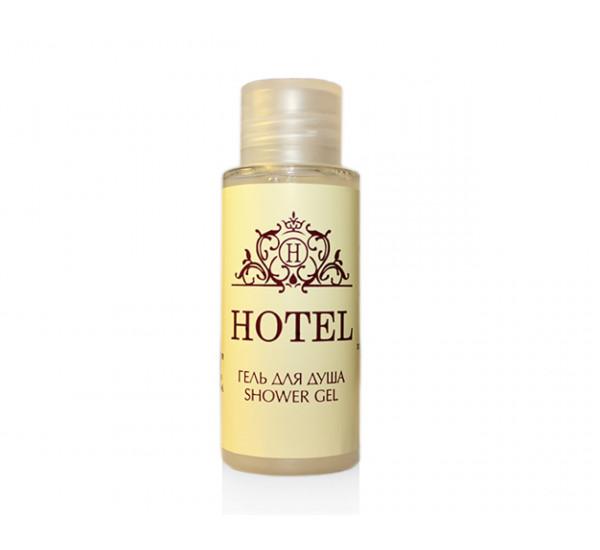 """Гель для душа """"HOTEL"""" 30 мл. в пластиковой бутылочке"""