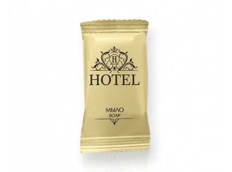 "Мыло ""HOTEL"" 13 гр. в упаковке ""флоупак"""