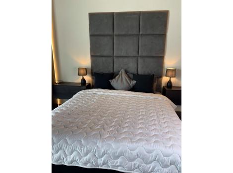 Одеяло из холлофайбера белое стандарт
