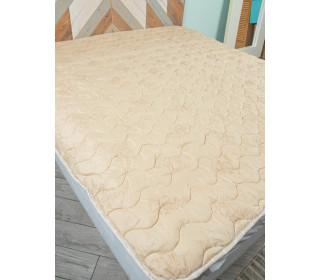 Одеяло из овечьей шерсти   (1,5сп)   чехол-микрофибра
