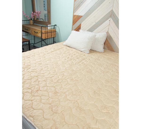 Одеяло из верблюжьей шерсти   (1,5сп)   чехол-микрофибра