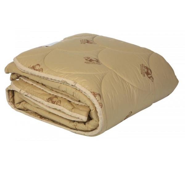 Одеяло из овечьей шерсти   (1,5сп)   чехол-тик