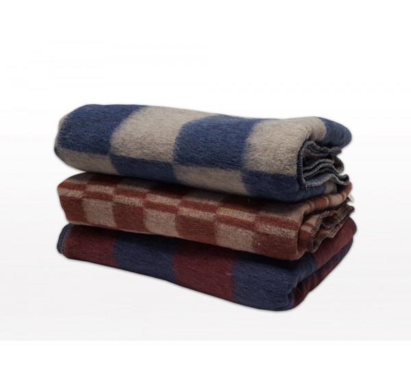 Одеяло полушерстяное Эконом   (1,5сп)