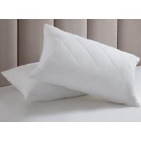 Подушка из лебяжьего пуха   (50х70) чехол-микрофибра
